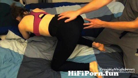 massage turns into deep