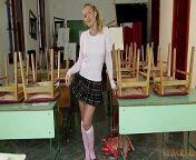 Dirty schoolgirl hand job. from hand xxxxx