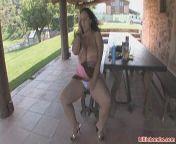 Fun with my tits from billie bombs anna carlene smokin gsexy bikini bru