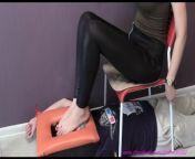 Cruel Girls Foot Humiliate slave Spitting femdom foot worship Foot Licking from afrina