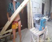 DIY Bed 2-4 Work with Planer Thicknesser + Bonus Blowjob (4K, Music) from jade pettyjohn naked porn