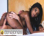 Dane Jones Ebony British babe Asia Rae can't get enough of his big dick from asia ya ada
